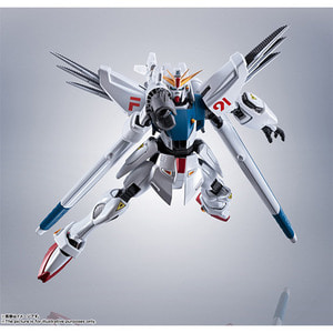 [반다이] ROBOT魂 f91 EVOLUTION-SPEC